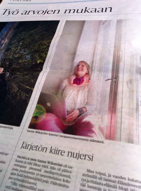 Helsingin sanomat 30.3.2013
