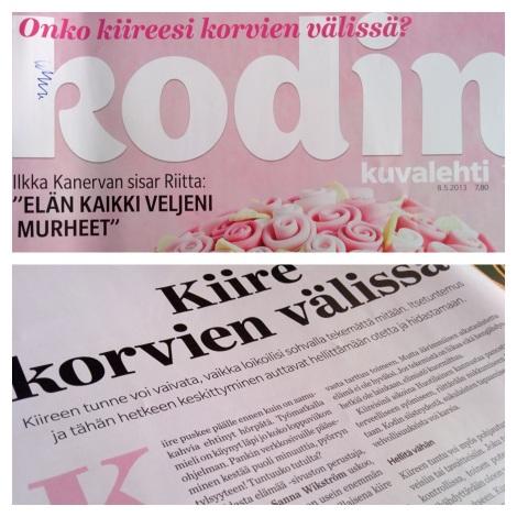 Kodin Kuvalehti 8.5.2013